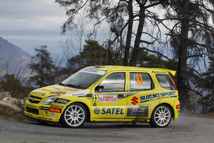 SUZUKI IGNIS WRC MONTE CARLO 2005
