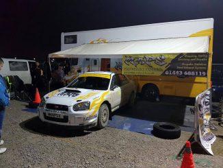 Subaru Impreza Wales Rally GB