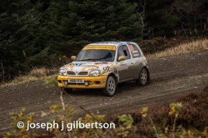 Wales Rally GB Micra